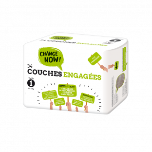 Couches engagées Taille 1