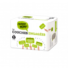 Couches engagées - Taille 1