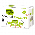 Couches engagées - Taille 4